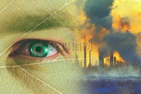 污染与保护图片