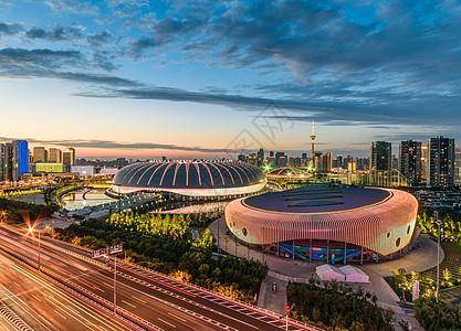 天津奥体中心图片