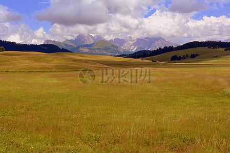 意大利白云岩的自然风光图片