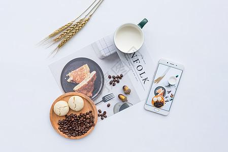 文艺早餐图片