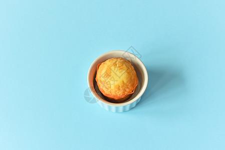 纸杯奶油蛋糕图片