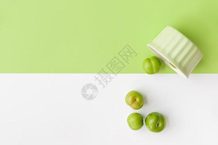 清新创意水果图片