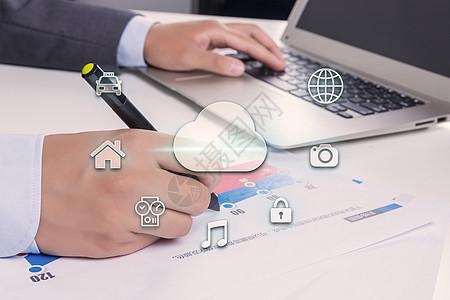 办公云系统图片