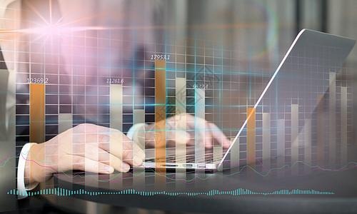 市场数据分析图片