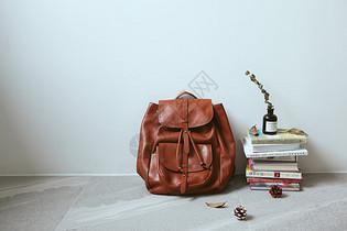 书包和书图片