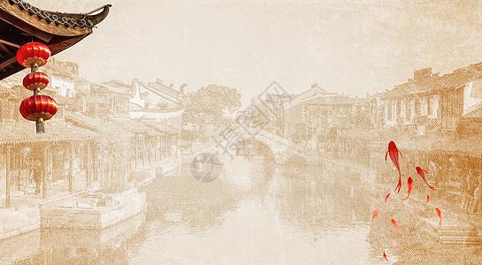 中国古典建筑唯美图图片