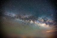 银河星空图片