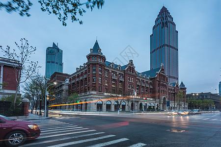 天津建筑街景图片