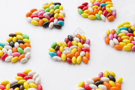 爱心糖果图片