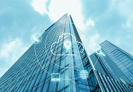 办公云科技系统图片