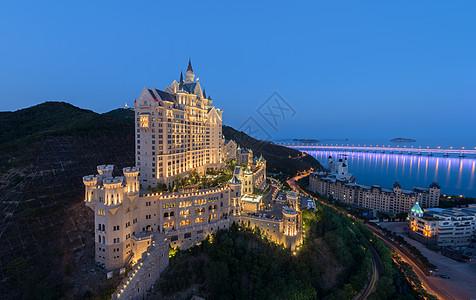 城市风光城堡酒店图片