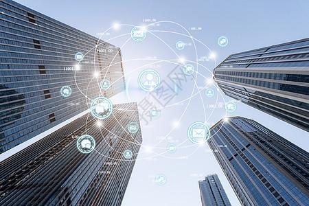 城市商业云计算图片