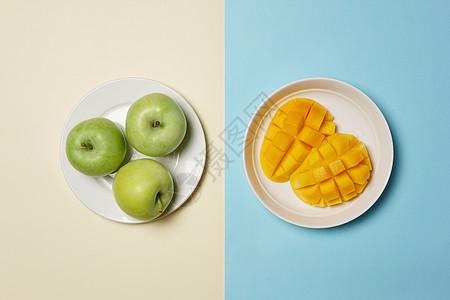 水果摆盘素材图片