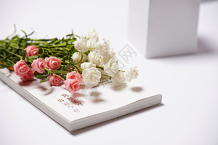 花卉组合摆放素材图片
