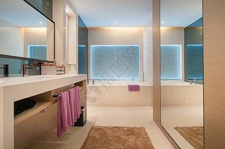 酒店洗手间图片