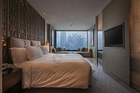 高级酒店客房图片