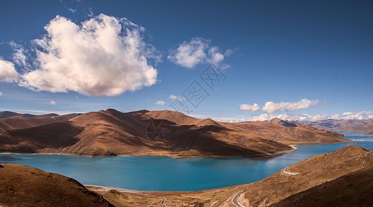 羊湖——羊卓雍措图片