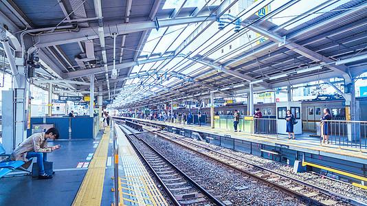 日本新干线轻轨地铁图片