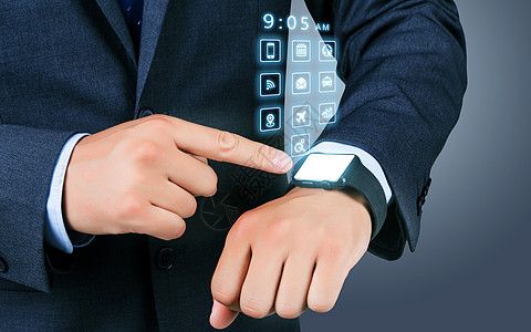 智能手表图片