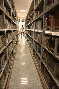 大学图书馆图片