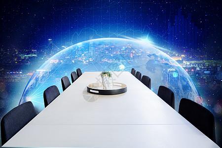 国际商业会议图片