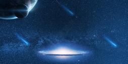 大气酷炫宇宙背景图片