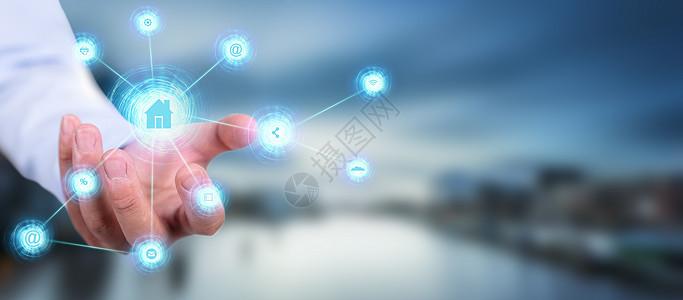 商务科技图片