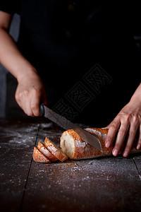 匠心烘焙法棍图片