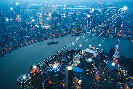 上海金融经济信息图片