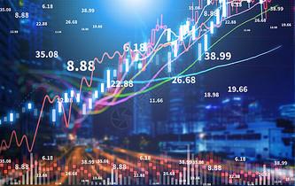 经济走势信息图片