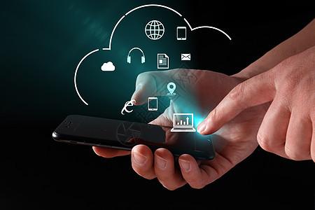 手机云科技图片