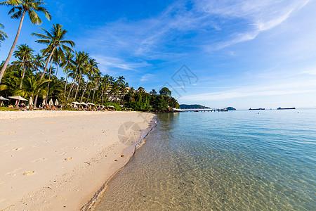 东南亚泰国普吉岛海滩图片