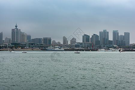 青岛栈桥之美图片