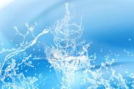 水花图案图片