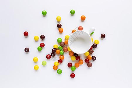 糖果色图片