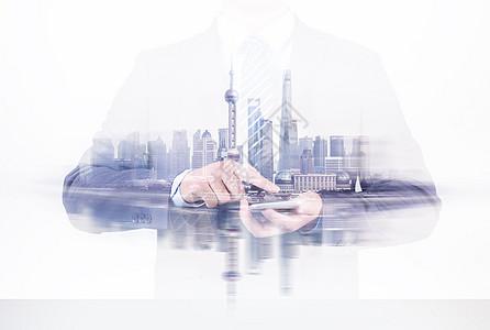 上海发展与商务通讯图片
