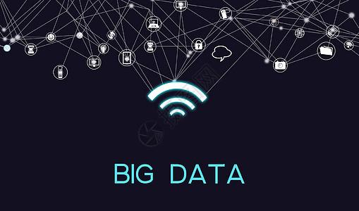 大数据地图定位图片