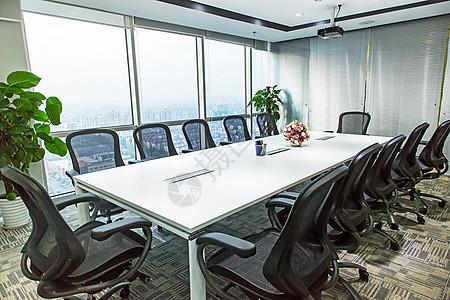 现代商务办公空间环境图片