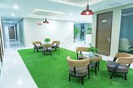 现代商务办公空间环境休闲区图片