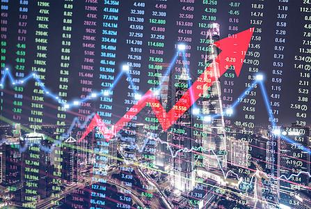 商务金融信息图片