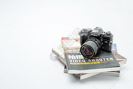 相机与书图片