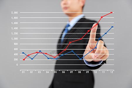 金融统计表格图片