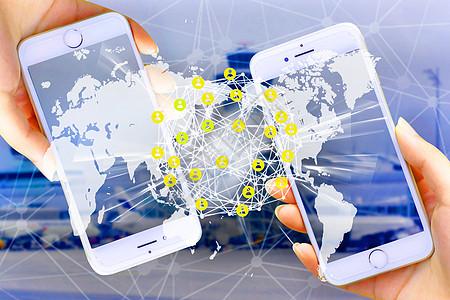 智能手机科技图片