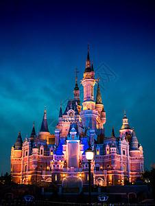 上海迪斯尼乐园图片