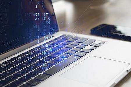 计算机数据信息图片