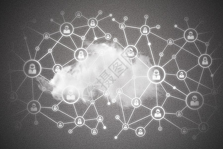 云信息概念图图片