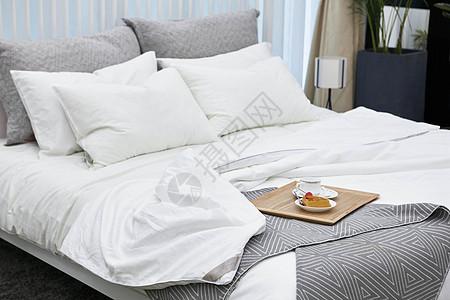 卧室场景图图片