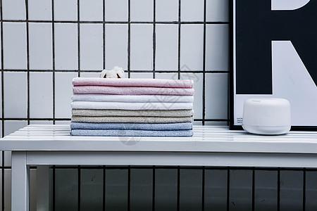毛巾浴巾图片