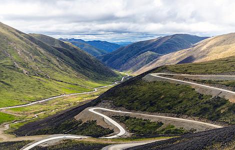 盘山公路图片
