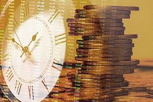 时间与金钱图片